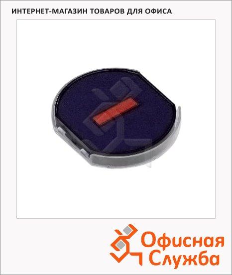 Сменная подушка круглая Trodat для Trodat 46140, 6/46040/2, черная-красная