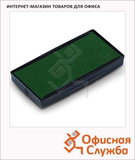 Сменная подушка прямоугольная Trodat для Trodat 4953/4913, 6/4913, зеленая