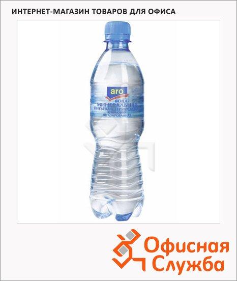 фото: Вода питьевая Aro без газа ПЭТ, 500мл