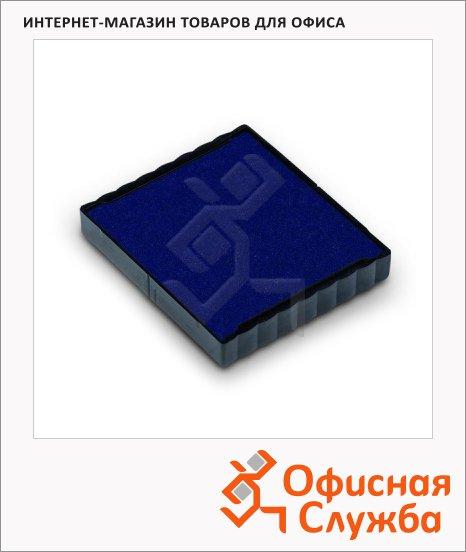 фото: Сменная подушка квадратная для Trodat 4924/4940/4724/4740 синяя