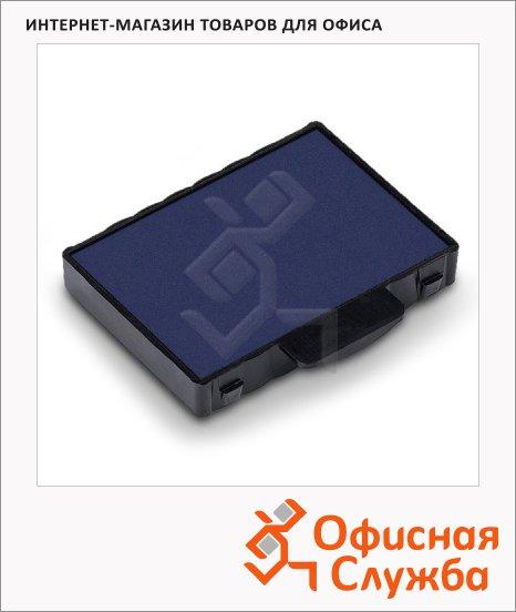 фото: Сменная подушка прямоугольная Trodat для Trodat 5435/5430/5030/5431/5200/5546 синяя, 6/50