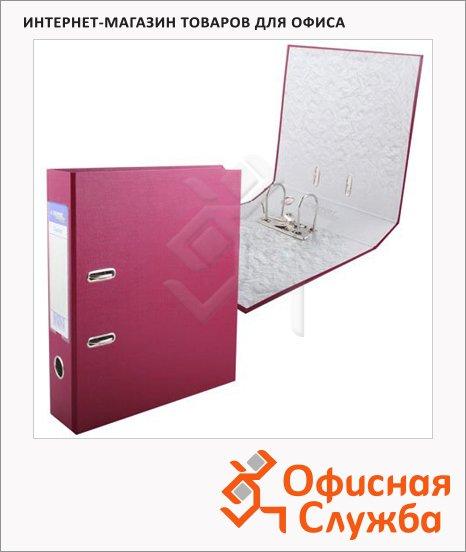Папка-регистратор А4 Expert Complete Classic вишневая, 50 мм