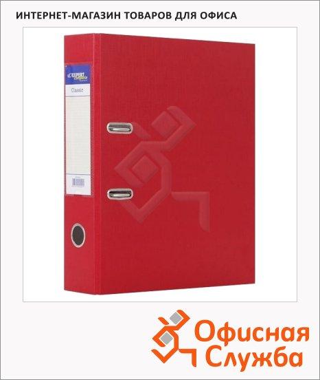 Папка-регистратор А4 Expert Complete Classic красная, 80 мм