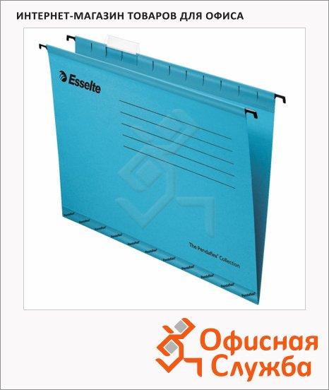 Папка подвесная стандартная А4 Esselte Standart синяя, 25 шт/уп