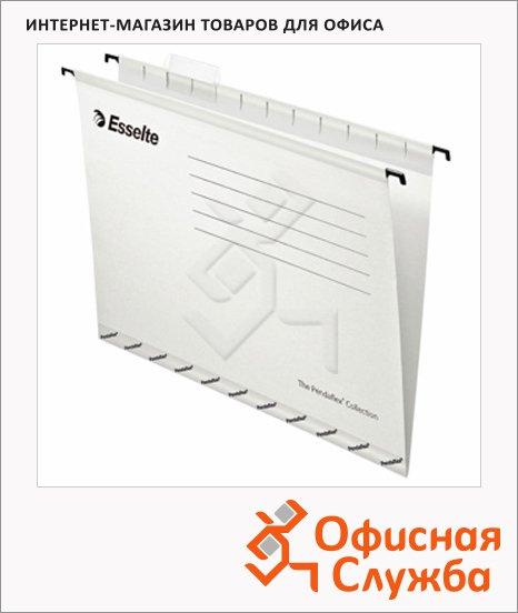 фото: Папка подвесная стандартная А4 Esselte Standart белая 25 шт/уп, 90319