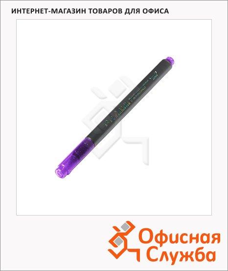 Маркер для скрапбукинга Marvy 812 фиолетовый, 1-2мм, круглый наконечник, с блестками