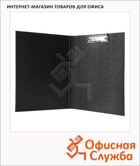 Клипборд с крышкой Expert Complete черная, А4, 560044