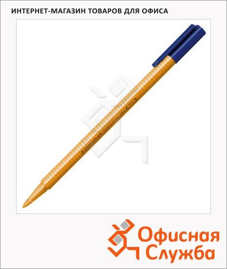 Текстовыделитель Staedtler Triplus Textsurfer 362 оранжевый, 1-4мм, круглый наконечник