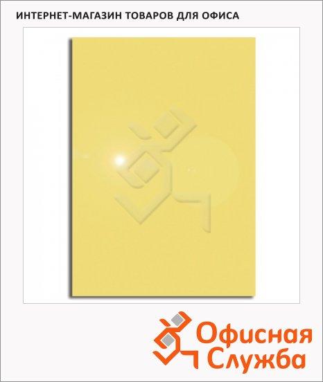 фото: Дизайн-бумага Decadry Золотой металлик А4, 130г/м2, 50 листов