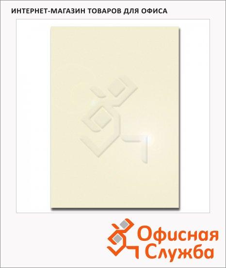 Дизайн-бумага Decadry Металлик шампань, А4, 130г/м2, 20 листов