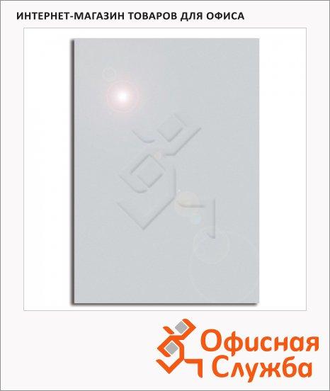 Дизайн-бумага Decadry Серебристый металлик, А4, 130г/м2, 20 листов