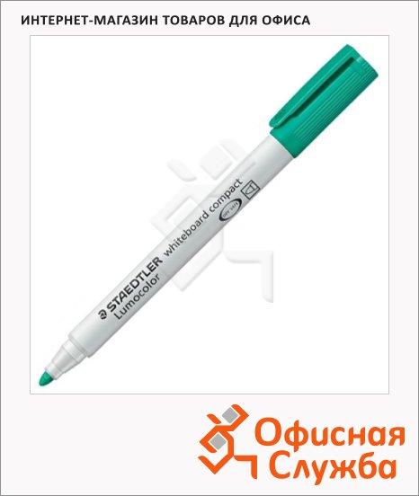 Маркер для досок Staedtler Lumocolor Compact 341, 1-2мм, овальный наконечник