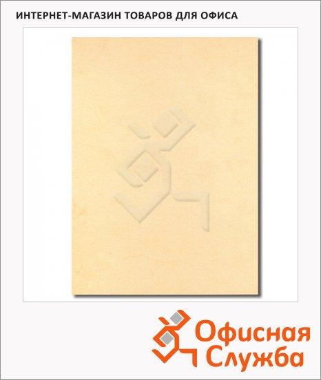 фото: Дизайн-бумага Decadry Executive Line Буффало соломенный А4, 200г/м2, 50 листов