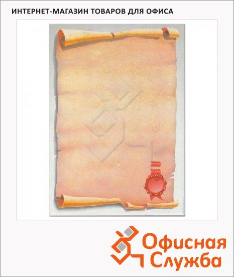 фото: Дизайн-бумага Decadry Свиток с печатью А4, 80г/м2, 100 листов
