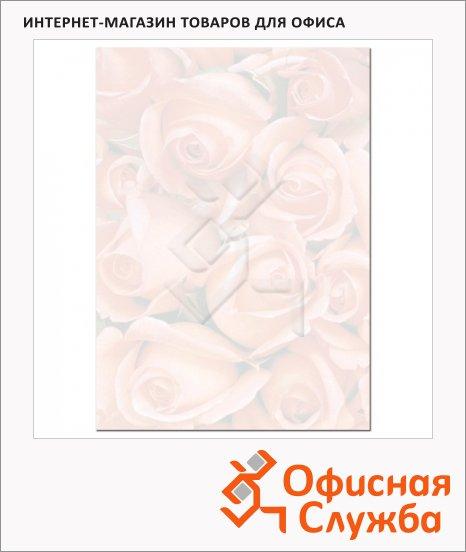 Дизайн-бумага Decadry Ковер из роз, А4, 90г/м2, 20 листов