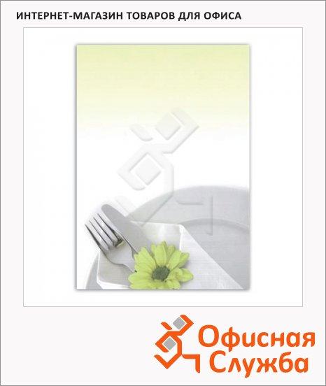 фото: Дизайн-бумага Decadry Star Сollection Столовые приборы А4, 90г/м2, 20 листов