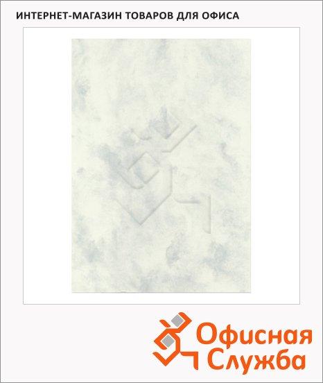 фото: Дизайн-бумага Decadry Classic Collection Мрамор серый с текстурой А4, 95г/м2, 100 листов