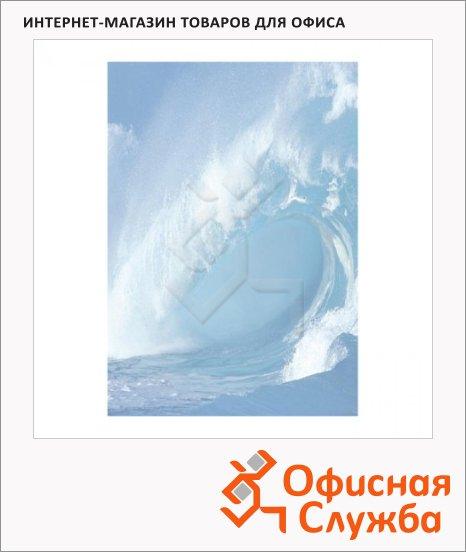 Дизайн-бумага Decadry Star Сollection Океанская волна, А4, 90г/м2, 100 листов