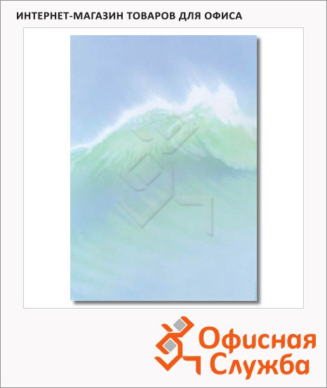 Дизайн-бумага Decadry Classic Collection Море, А4, 80г/м2, 100 листов