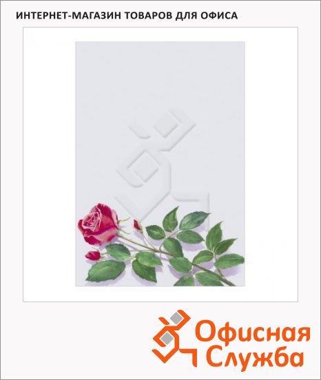 фото: Дизайн-бумага Classic Collection Роза 100 листов