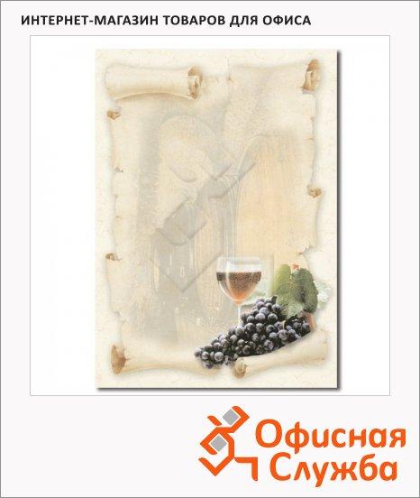 фото: Дизайн-бумага Decadry Винный погреб А4, 90г/м2, 20 листов