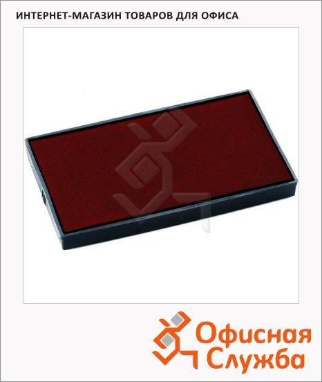 Сменная подушка прямоугольная Colop для Colop Printer 60/C60/60-Dater, красная