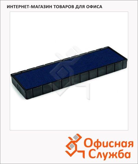 Сменная подушка прямоугольная Colop для Colop Printer 25, синяя, Е/25