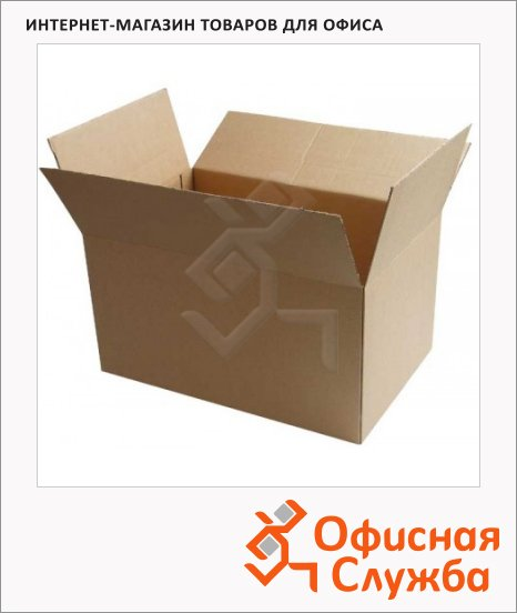 Короб упаковочный Промтара малый 23х31х19см