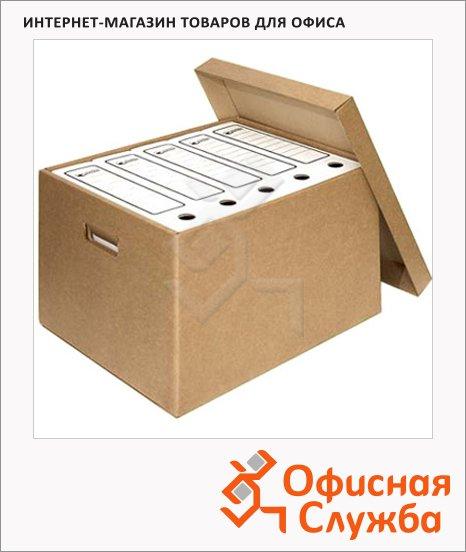 фото: Короб упаковочный Промтара Офис Стандарт 41х27х33см