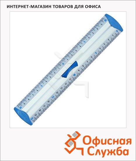 фото: Линейка Maped Aluminium 120030 20см с пластиковой защитой, 120120