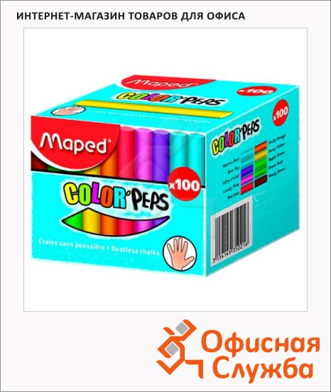����� �������� Maped Color'Peps 10 ������, �������