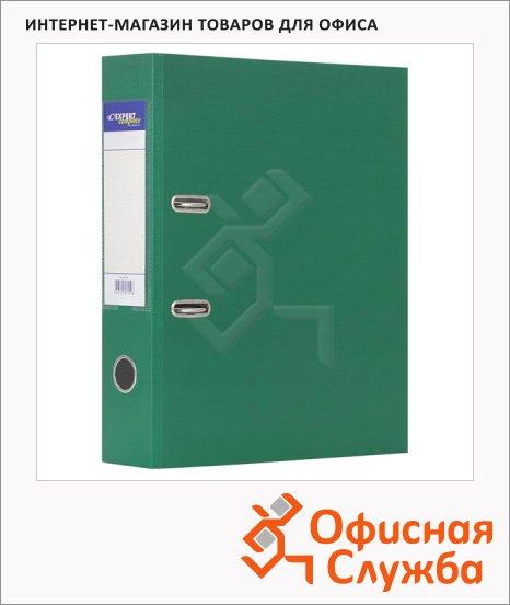 Папка-регистратор А4 Expert Complete Premium зеленая, 80 мм