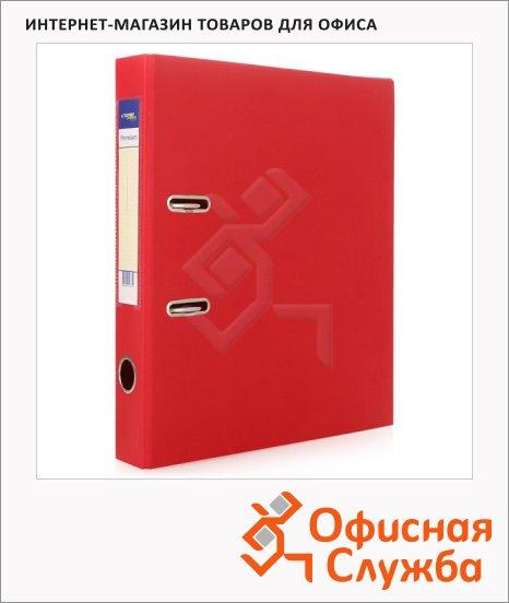 Папка-регистратор А4 Expert Complete Premium красная, 80 мм