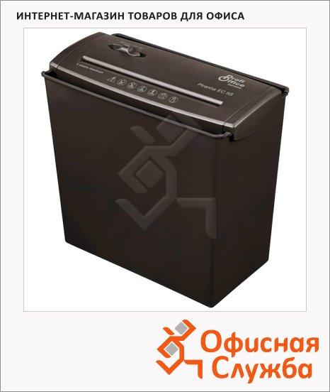 фото: Персональный шредер Profioffice Piranha EC 5 S 5 листов, 10 литров, 2 уровень секретности