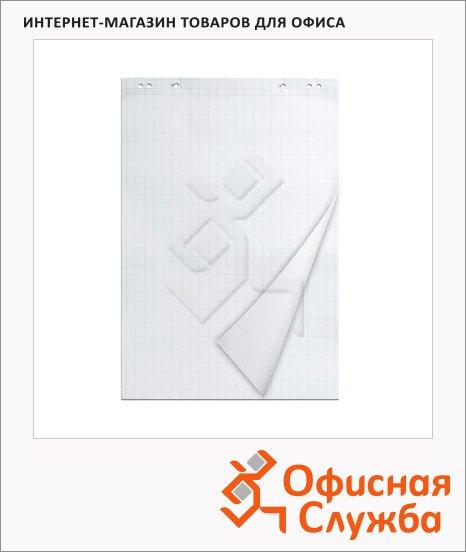 фото: Блокнот для флипчарта Magnetoplan 1227101 65х93см 20 листов, в клетку