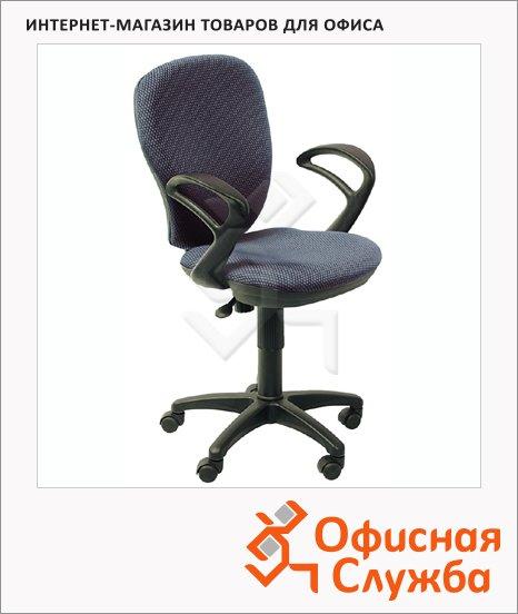 Кресло офисное Бюрократ CH-513AXN ткань, серая, JP, крестовина пластик