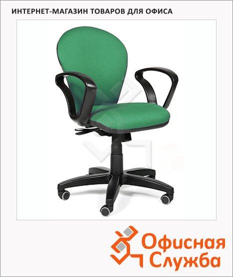 Кресло офисное Chairman 684 ткань, JP, крестовина пластик, NEW, зеленая