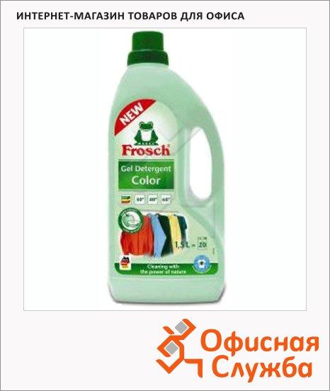 фото: Гель для стирки Frosch 2л для цветного белья