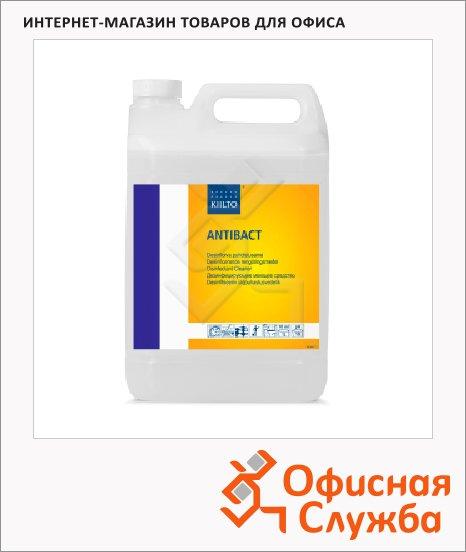 Универсальное моющее средство Kiilto Antibact 5л, Antibact