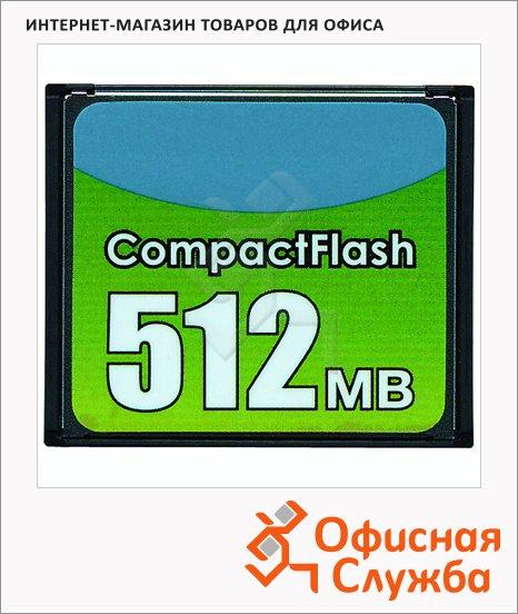 фото: Карта памяти Acer Compact Flash 512Mb, 5мб/с