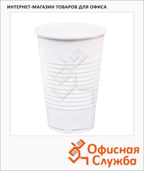 Стакан одноразовый Huhtamaki белый, 200мл, 100шт/уп