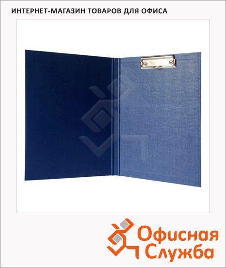 фото: Клипборд с крышкой Expert Complete синий А4, 560045