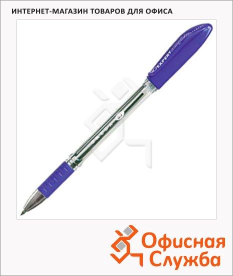 фото: Ручка шариковая Expert Complete Omega синяя 0.7мм