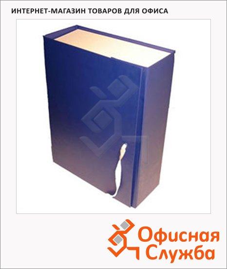 Архивная папка на завязках Бюрократ BKA ассорти, А4, 120 мм, 120S