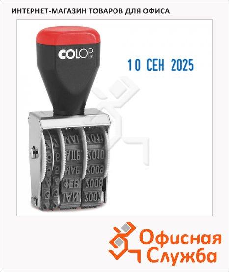 фото: Датер ручной Colop Band Stamps 4мм русские буквы, 4000