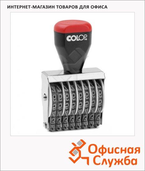 фото: Нумератор ручной Colop Band Stamps 8 разрядов 5мм, 5008