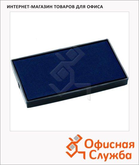 Сменная подушка прямоугольная Colop для Colop Printer 60/C60/60-Dater, Е/60, синяя
