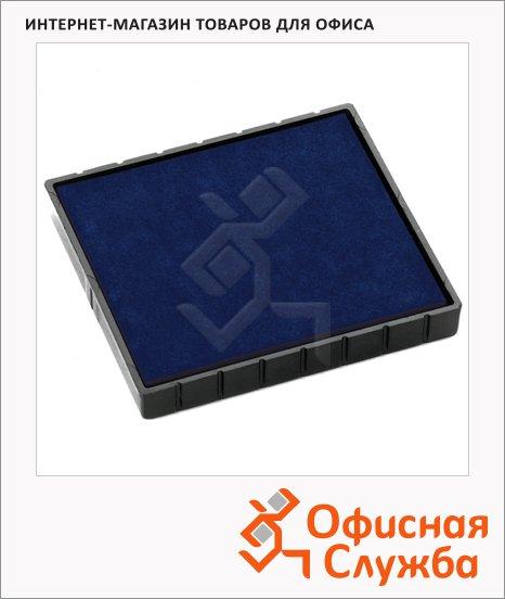 фото: Сменная подушка квадратная Colop для Trodat 4924/4940/4724/4740 E/4924, синяя