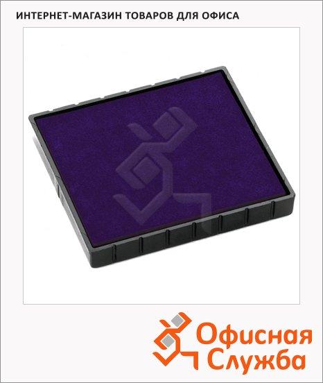фото: Сменная подушка квадратная Colop для Trodat 4924/4940/4724/4740 E/4924, фиолетовая