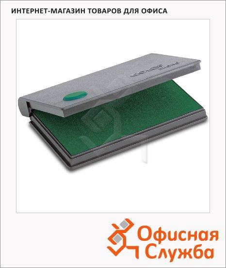 фото: Штемпельная настольная подушка Colop Micro 1 90х50мм краска на водной основе, зеленая